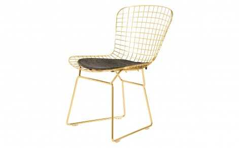 GEMMA DINING CHAIR - Jayson Home