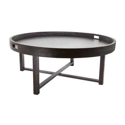 Round Coffee Table Tray - Rosen Studio
