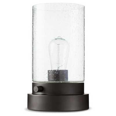 Hudson Industrial Uplight - Ebony - Target