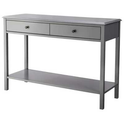Threshold™ Windham Console Table- Grey - Target