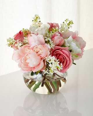 First Blush Faux Floral - Horchow