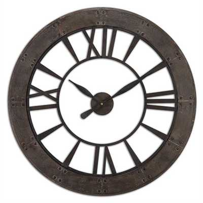 Ronan Wall Clock - Hudsonhill Foundry