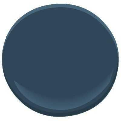 Gentleman's Grey 2062-20 - Benjamin Moore