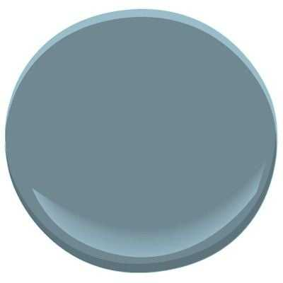 Blue Dusk 1644 - Sample - Benjamin Moore