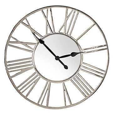 Bilquisse Wall Clock - Z Gallerie