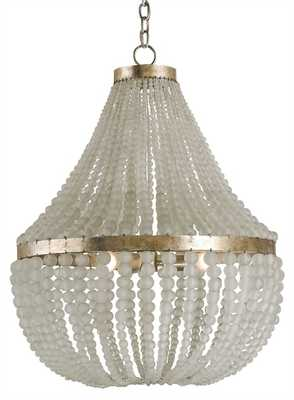 Chanteuse Chandelier - Currey and Company