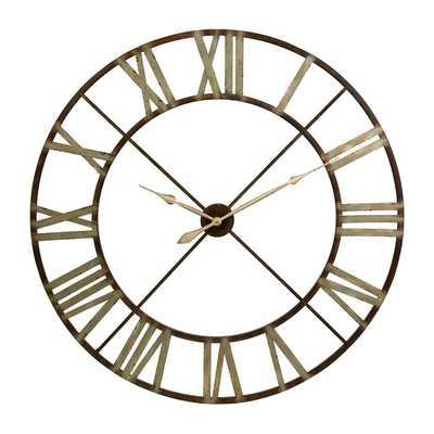 Jasper Wall Clock - Mercer Collection