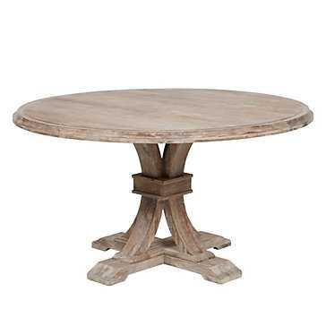 Archer Round Dining Table - Z Gallerie