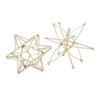 Tahvo Stars - Set of 2 - Mercer Collection