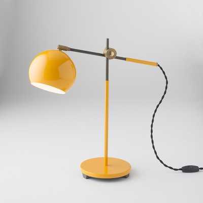 Studio Desk Lamp - Industrial Yellow - Schoolhouse Electric