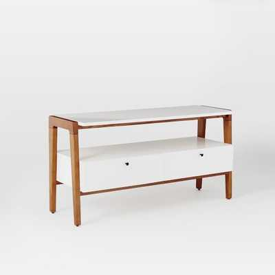 Modern Media Console - Small - West Elm
