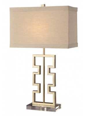 Arc Lamp - Gold - Lulu and Georgia