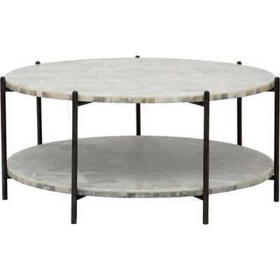 Blythe Cocktail Table - High Fashion Home