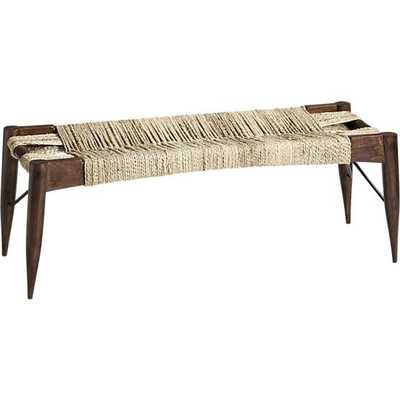 Wrap large bench - CB2