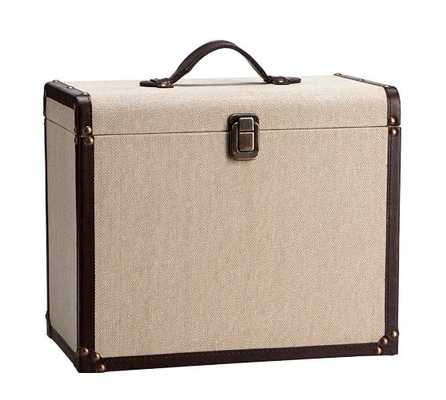 HAWTHORNE FILE BOX - Pottery Barn
