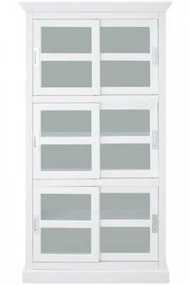 LEXINGTON BOOKCASE - White - Home Decorators
