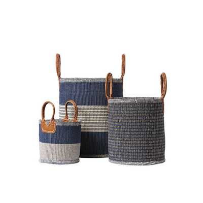 Huntington Baskets - medium - Serena and Lily