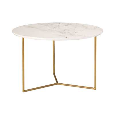 Glacier Accent Table - Rosen Studio