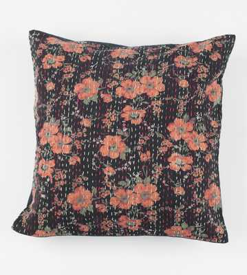Floral Little Flowers Pillow - Bohem