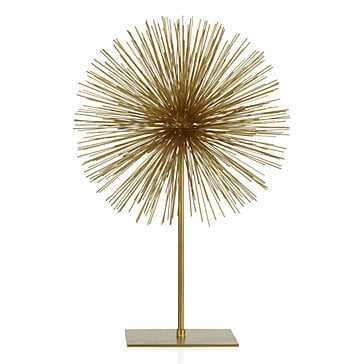 "Scoppio Sphere On A Stand - 18""H - Z Gallerie"
