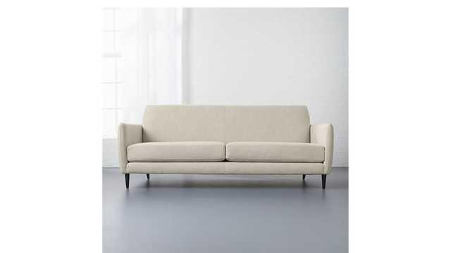 Parlour sofa - Essence Sea Salt - CB2
