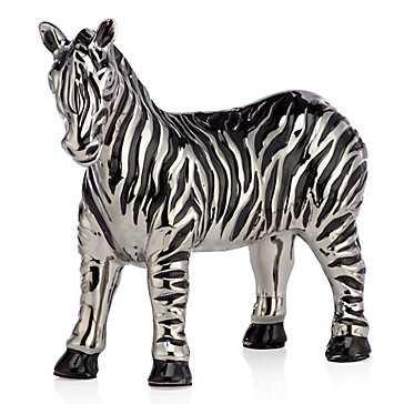 Zebra Coin Bank - Z Gallerie