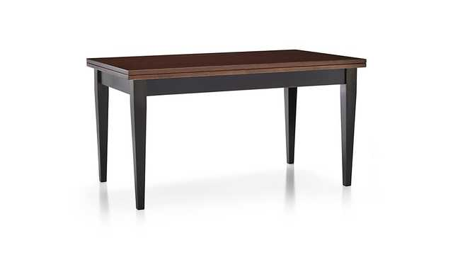 Flip Large Bruno Dining Table - Crate and Barrel