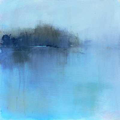 """Soft Morning Song - 14"""" x 14"""" - Unframed - Artfully Walls"""