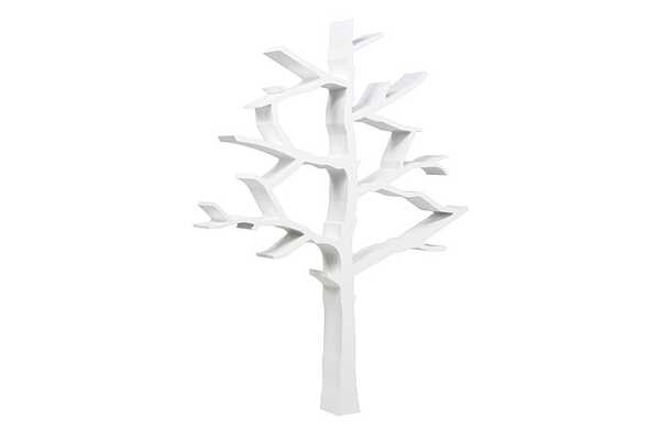 Tree Bookcase - White - Nursery Works