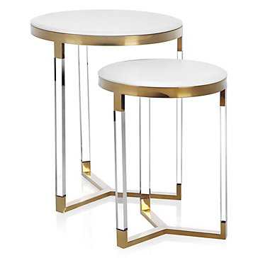 Murano Tables - Set of 2 - Z Gallerie