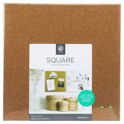 Ubrands Cork Board Unframed Tile - Target