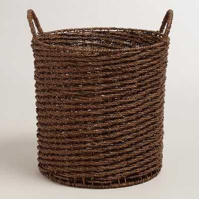 Trista Tote Basket - World Market/Cost Plus