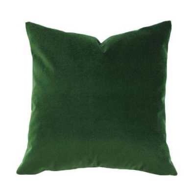 VELVET PILLOW - Without Insert - McGee & Co.