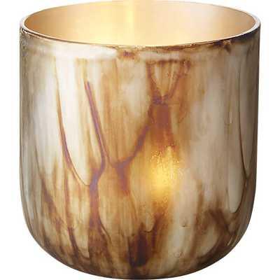 Watney tea light candle holder - CB2