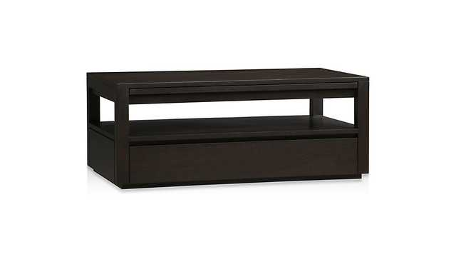 Tourney Rectangular Coffee Table - Crate and Barrel