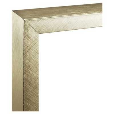 Metal Frame - Brass - 16x20 Matted for 11x14 Photo - Room Essentials™ - Target