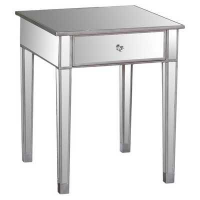 Hamilton 1 Drawer End Table - AllModern