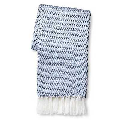 Sabrina Soto Patterned Throw - Blue - Target