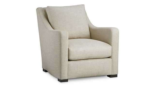 Verano Chair - Canvas - Crate and Barrel