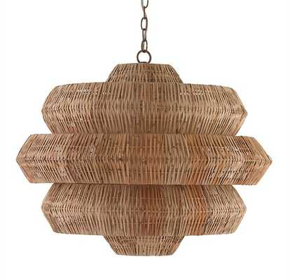 Antibes Chandelier - Currey and Company