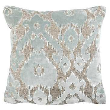 "Cadiz Pillow 24"" - Feather insert included - Z Gallerie"