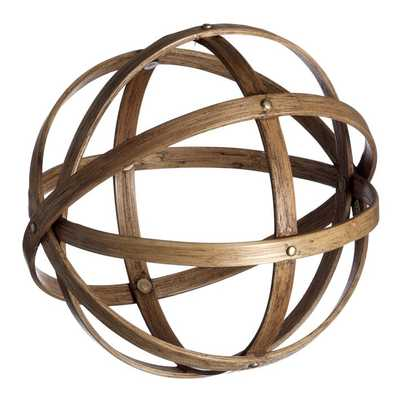 Veneer Sphere -  Large - West Elm