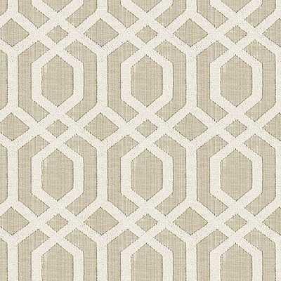 Halyard Natural Fabric by the Yard - Ballard Designs