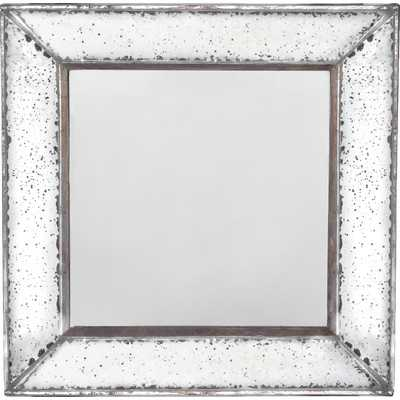Square Wall Mirror - Small - Wayfair