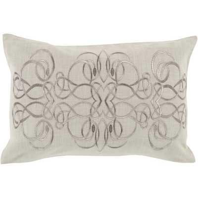 Lumbar Pillowby Surya 14x20 with insert - Wayfair