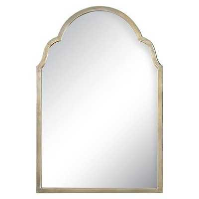 Uttermost Brayden Petite Silver Arch Mirror - Target