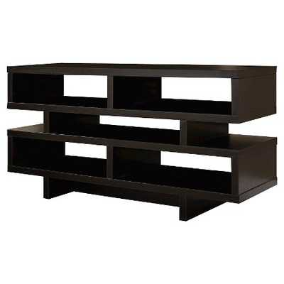 "Wood Tv Stand - Wood (48"") - Monarch Specialties - Target"