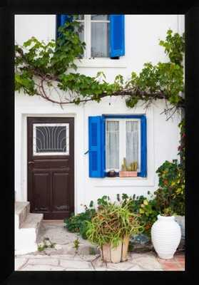 Greece, Parga, harborfront house detail - Photos.com by Getty Images