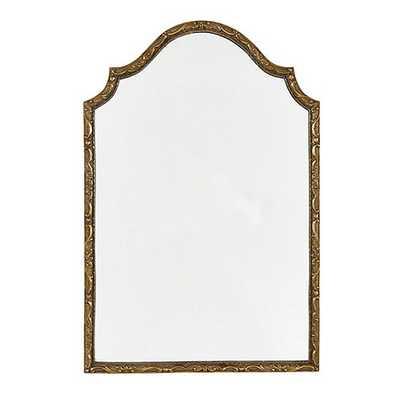 Rosamund Mirror - Brass - 38x26 - Ballard Designs