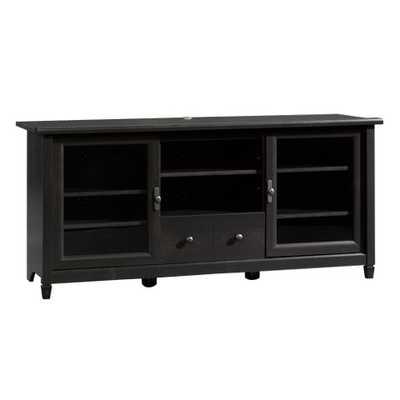 """TV Stand Estate Black 59"""" - Sauder - Target"""